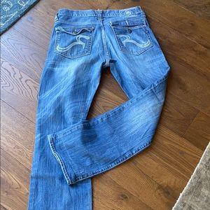 Rock and Republic blue denim jeans